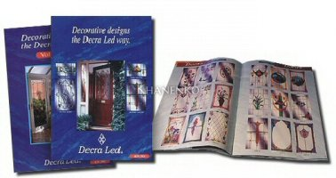 "Фотокаталог ""DecraLead decorative design brochure"""