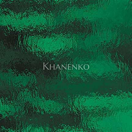 "Стекло Spectrum 125RR ""Emerald Green Rough Rolled"""